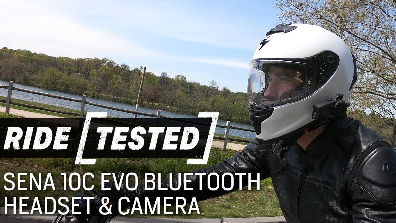 Sena 10C EVO | Ride Tested