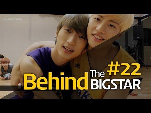 [Behind The BIGSTAR] #22 'Run N Run' Dance Practice Behind '일단달려' 안무 영상 비하인드