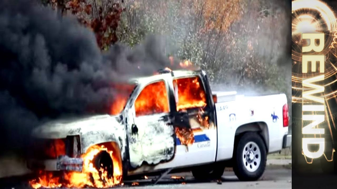 Elsipogtog: The Fire Over Water - REWIND