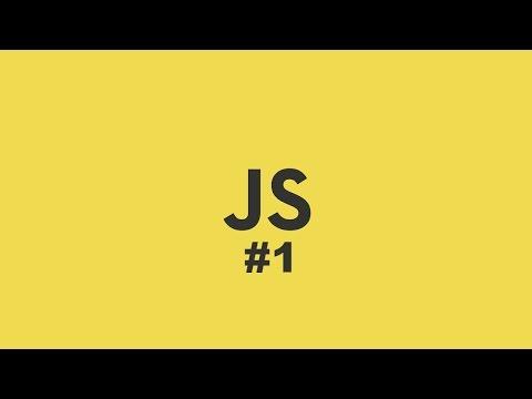 Javascript- Javascript Nədir? #1