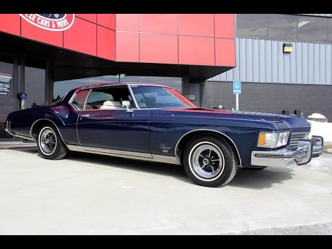 1973 buick riviera for sale youtube for Buick motors for sale
