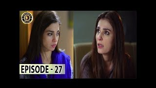 Aisi Hai Tanhai Ep 27 - Top Pakistani Drama