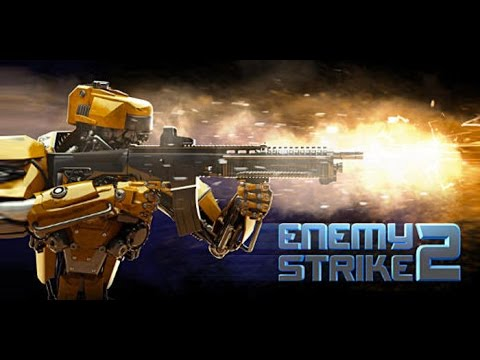 Enemy Strike 2 - Android Gameplay HD