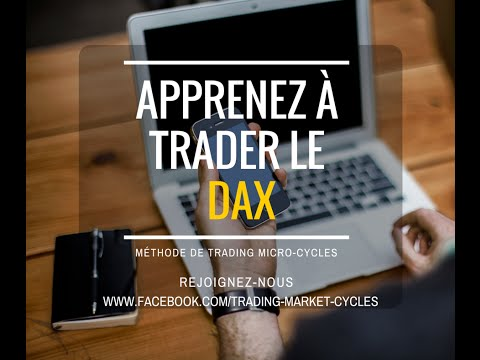 Trader le DAX grâce aux micro-cycles