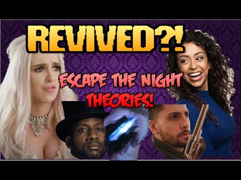 WHO GETS REVIVED?! | Escape The Night REVIVAL THEORY