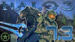 TWO SCARAB TAKE DOWN - Halo 3: LASO Part 7.3 | Let