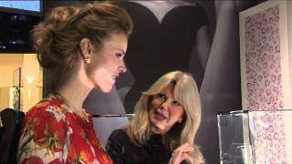Eva Herzigova - Montblanc, Collection Princesse Grace de Monaco - Unravel Travel TV