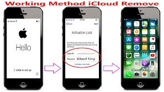 Removal iCloud Activation Lock✔️ Working all Apple✔️ iPhone/iPad/iPod any iOS Otc-2018✔️
