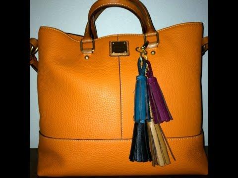 How to Make a Tassel Bag Charm - YouTube 80233f3011800