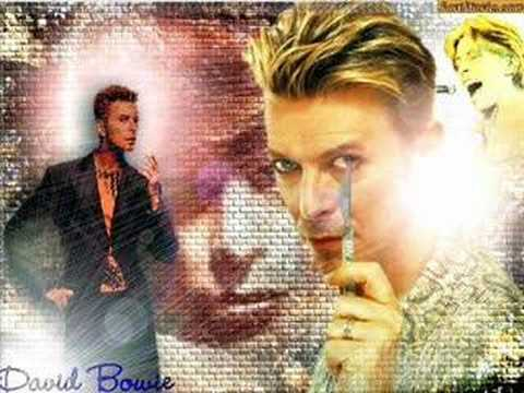 David Bowie - Thru These Architect's Eyes