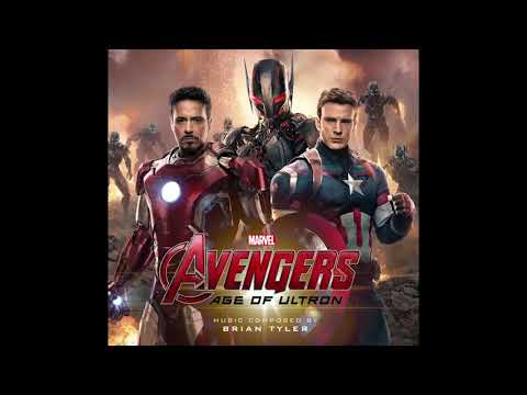 Avengers: Age of Ultron  Avengers Age Of Ultron Theme  Brian Tyler