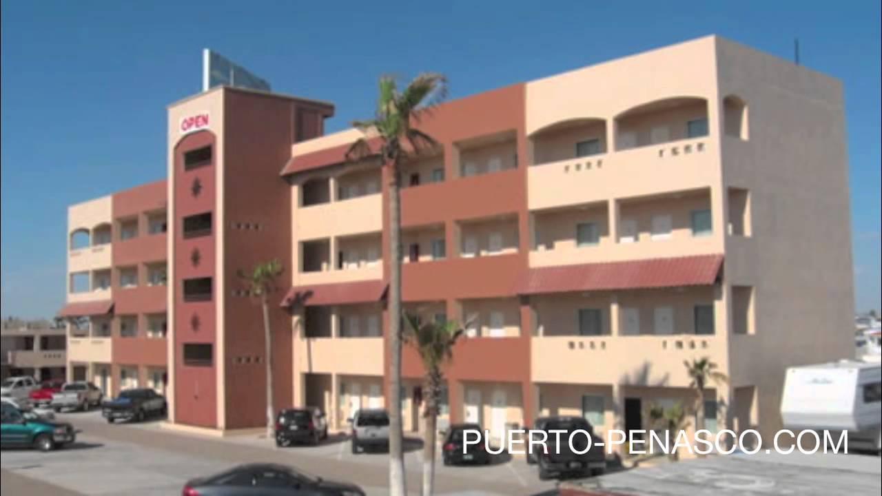 El Mirador Village Hotel In Rocky Point Mexico