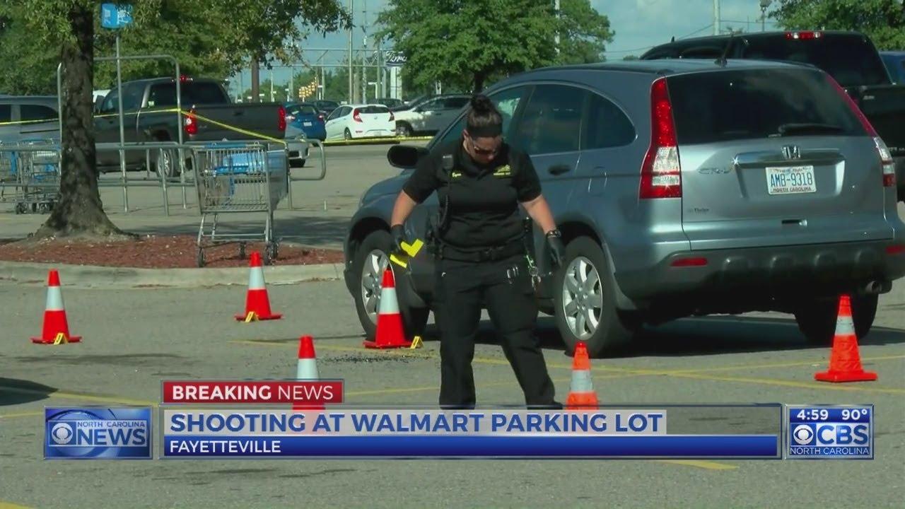 Man Shot Pickup Stolen In Fayetteville Walmart Parking Lot