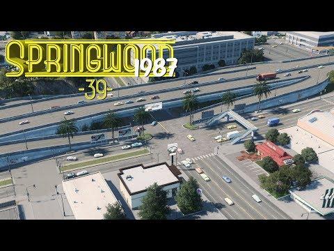 Cities Skylines: Springwood Santa Clara - EP39 -