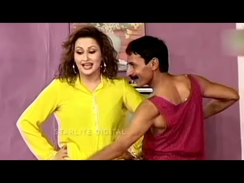 Ticket To Hollywood Iftikhar Thakur New Pakistani Stage Drama Full Comedy Show