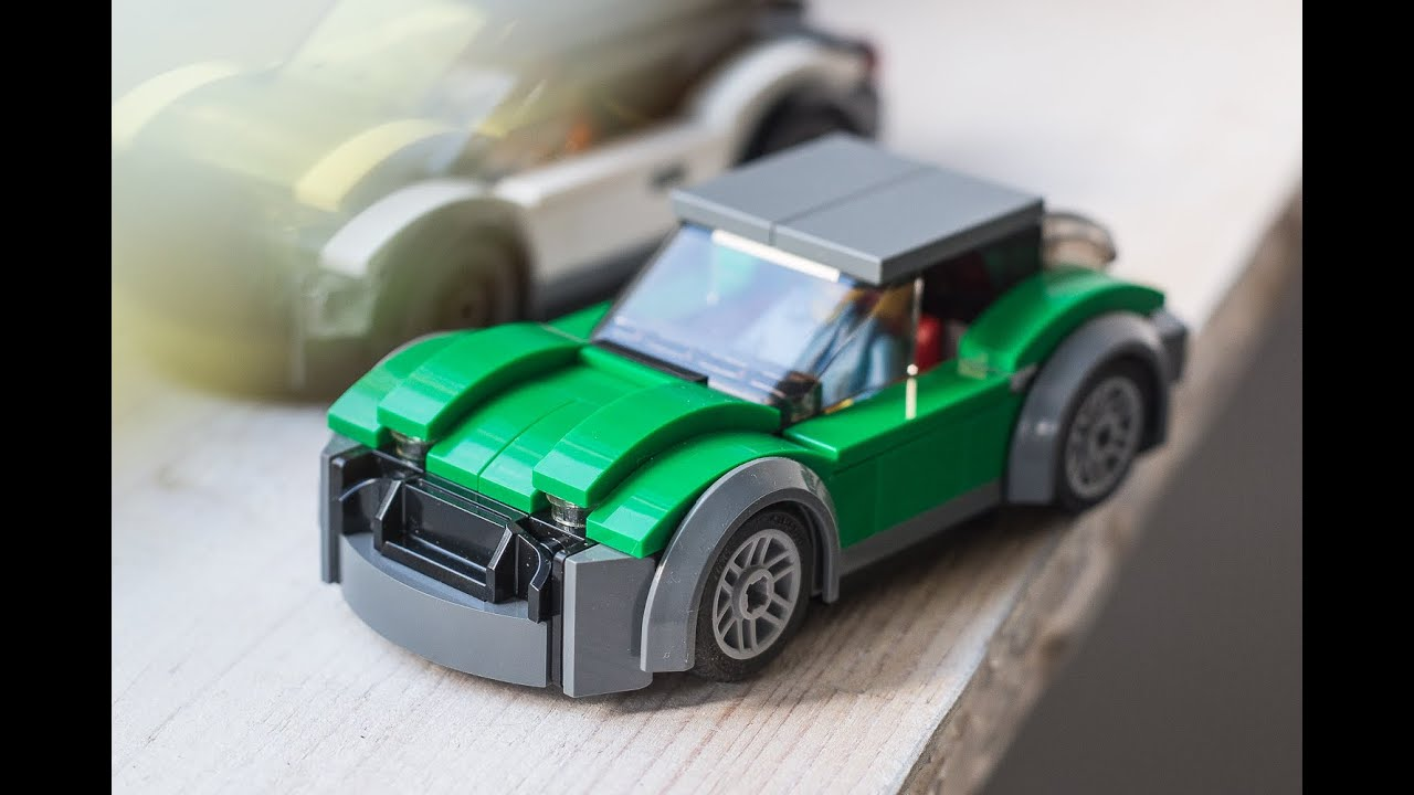 Lego Speed Champions Car Moc Speed Build Tutorial