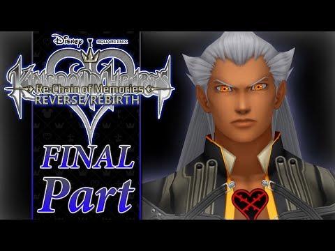 Kingdom Hearts Re: Chain of Memories R/R - FINALE - ROAD TO DAWN