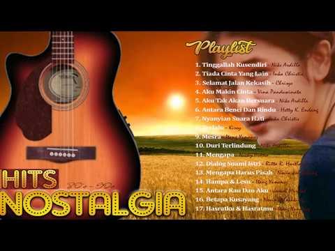 Lagu POP Lawas Nostalgia Indonesia 80an-90an Paling Populer
