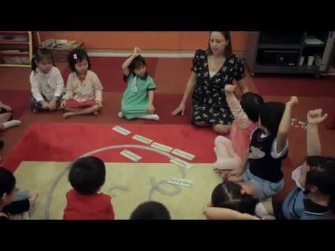 Flashcard Teaching Techniques for Children