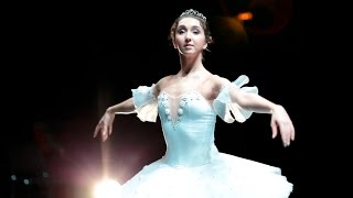 Nutcracker variation by the Prima ballerinas of Russia