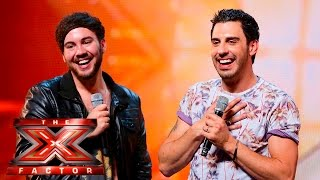 There Shure is a lotta love in the room | Auditions Week 4 | The X Factor UK 2015