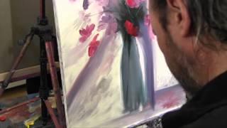 Научиться рисовать цветы в вазе, Игорь Сахаров, живопись для начинающих, уроки рисования(КАЧЕСТВЕННЫЕ МАТЕРИАЛЫ - ЗАЛОГ ВАШЕГО УСПЕХА ! Предлагаемые материалы отобраны в процессе работы опытным..., 2014-03-20T16:45:19.000Z)