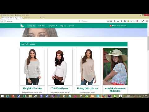 Project shopping cart với Zend Framework 1