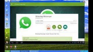 How to install  whatsapp on PC  Windows 7   windows 8    windows 10