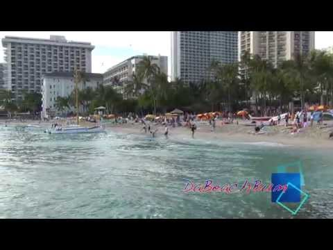honolulu-tourist-waikiki-✔-ota---waikiki-waves-★hd★