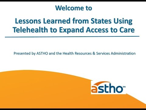 Lessons Learned from States Using Telehealth to Expand Access to Care
