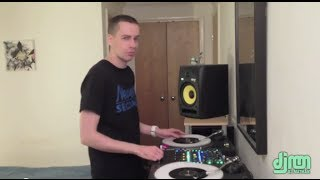 "Dj Matman Beat Juggling With 7"" Vinyl 45"