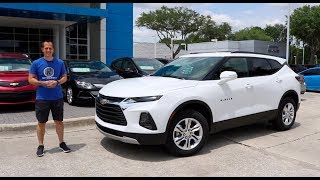 Is the 2019 Chevy Blazer the one to BUY or WAIT for the Ford Bronco?