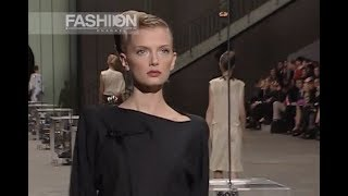 YVES SAINT LAURENT Spring Summer 2008 Paris - Fashion Channel