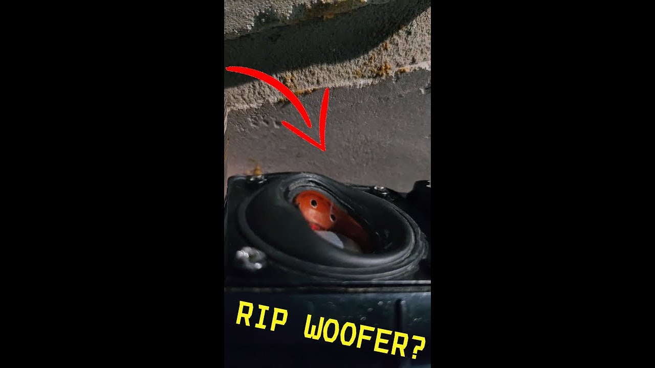 JBL FLIP 4 EXTREME BASS TEST | RIP WOOFER | LOW FREQUENCY MODE
