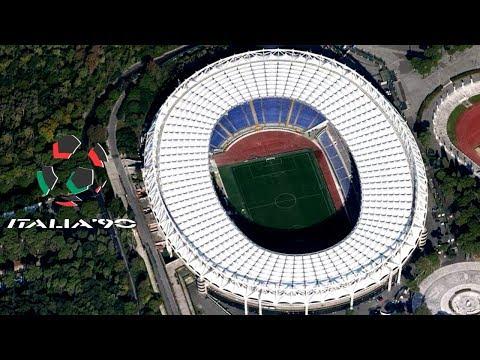FIFA World Cup 1990 Italy Stadiums