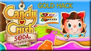 How To Get Unlimited Gold Bars On Candy Crush Soda Saga FREE!!