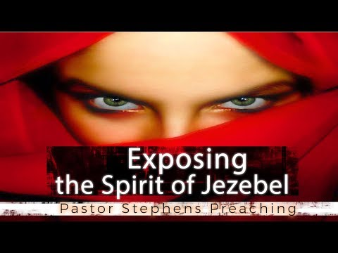 Exposing the Spirit of Jezebel 10222017 AM El Paso Christian Church Live Stream