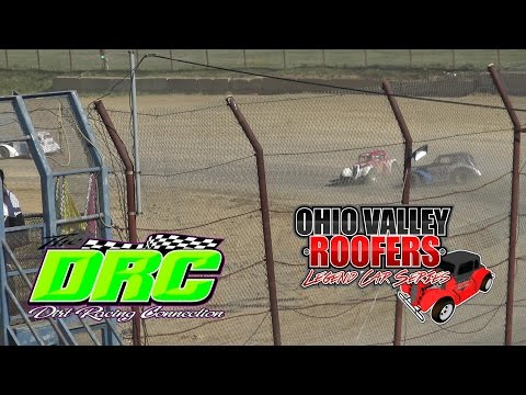 Brushcreek Motorsports Complex | 4.17.16 | Sunday Funday #3 | Legends | Feature