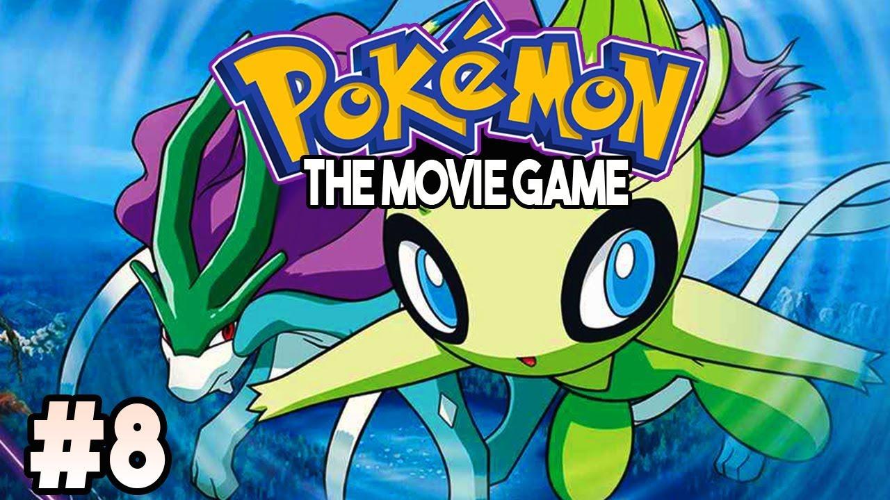 Pokemon The Movie Game Part 8 Pokemon 4ever Pokemon Fan Game