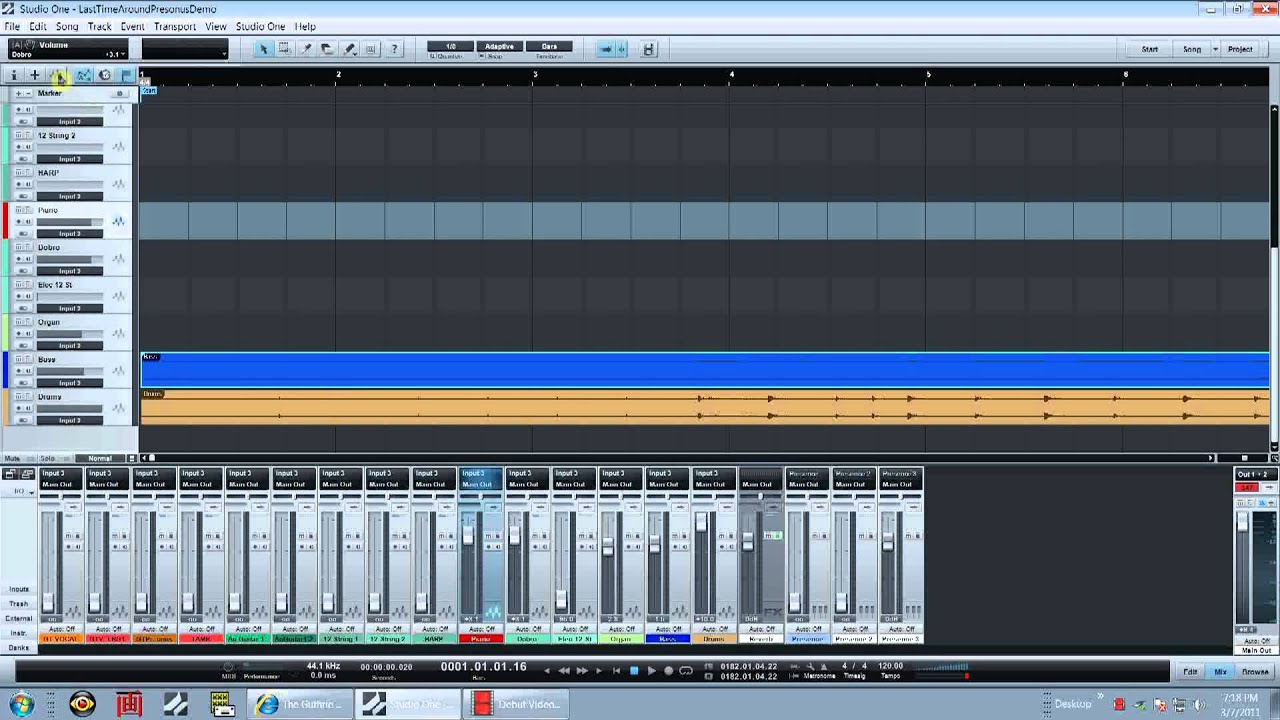How do i add a beat to studio one program - Questions