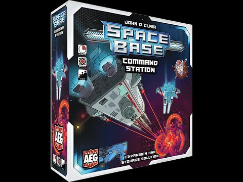 Review - Space Base Command Station From AEG