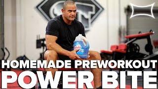 Mark Bell's Homemade Pre Workout Drink | Power Bite