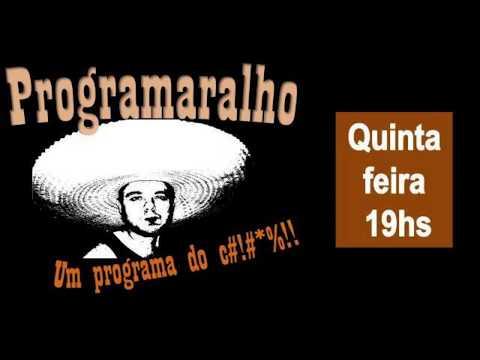 Radio Epaminondas - Programaralho - T1E3 - 12/04/2018