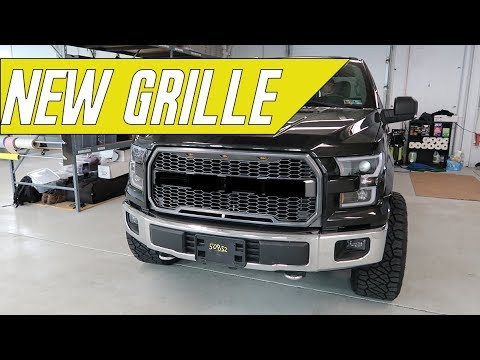 Auto Vlog's F-150 Gets A Makeover!