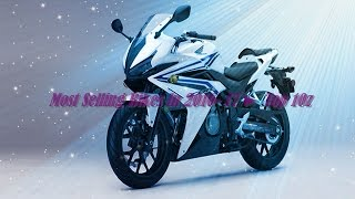 Most Selling Bikes 2016- 17 ► Top 10z