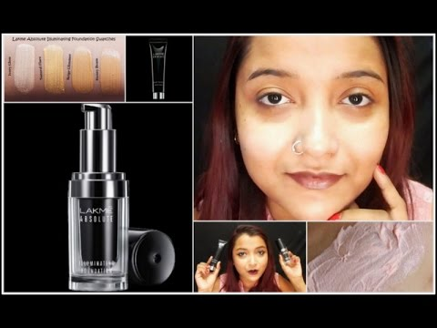 Lakme Absolute Mousse Foundation Review- How to Apply. from YouTube · Duration:  3 minutes 38 seconds