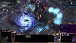 StarCraft 2 Co-op: Undermined (Weekly Mutation)