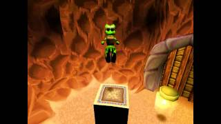 Croc Legend of the Gobbos [PSX] 100% - Level 3-6 Life