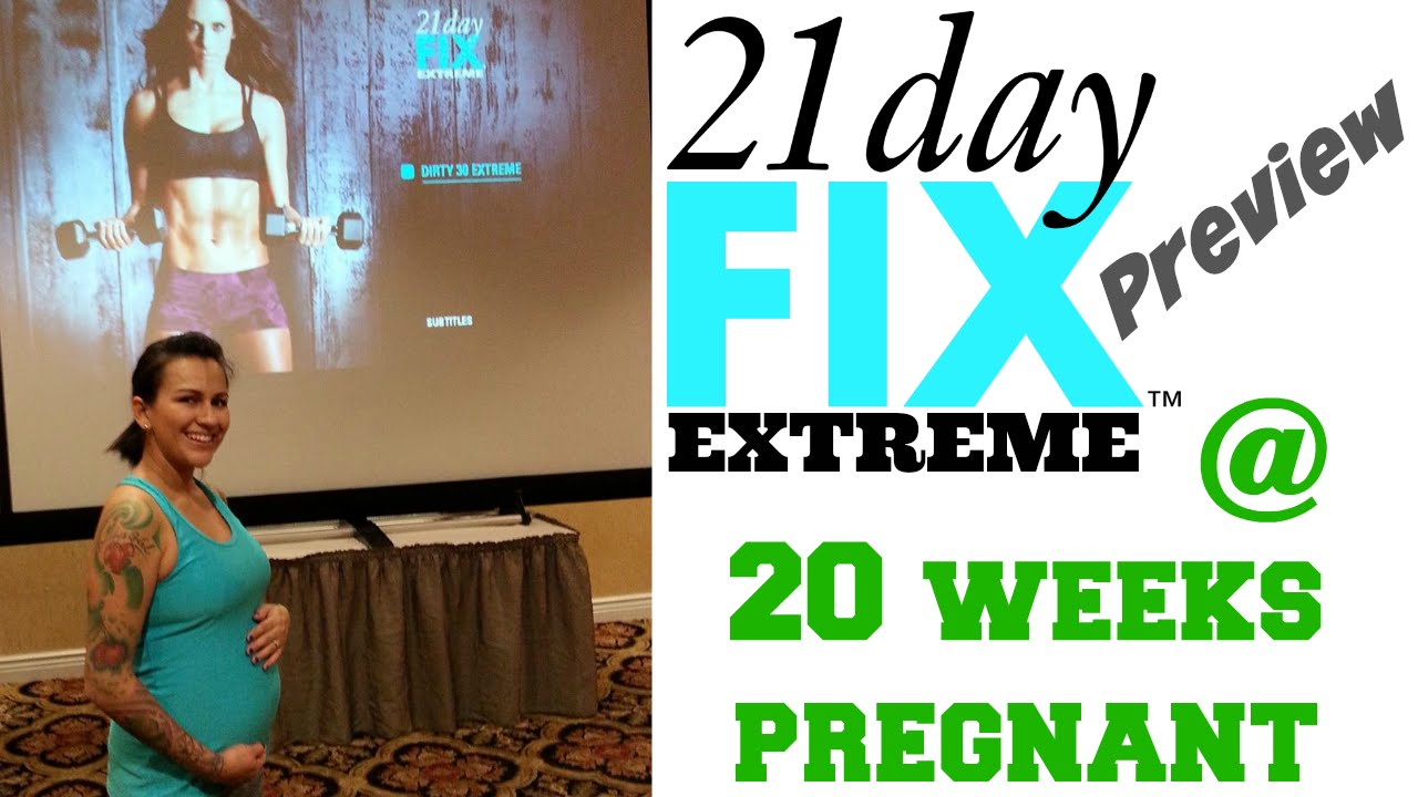 21 Day Fix EXTREME Dirty 30 - YouTube
