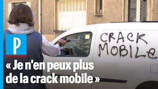 """Paris : 35 jours avec une """"crack mobile"""" sous les fenêtres"""